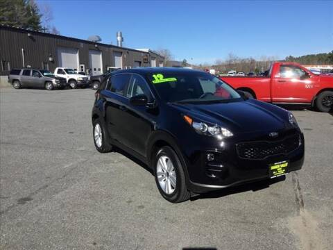 2019 Kia Sportage for sale at SHAKER VALLEY AUTO SALES in Enfield NH