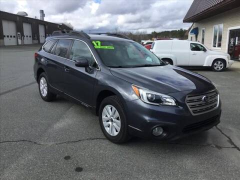 2017 Subaru Outback for sale at SHAKER VALLEY AUTO SALES in Enfield NH