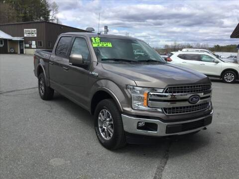 2018 Ford F-150 for sale at SHAKER VALLEY AUTO SALES in Enfield NH