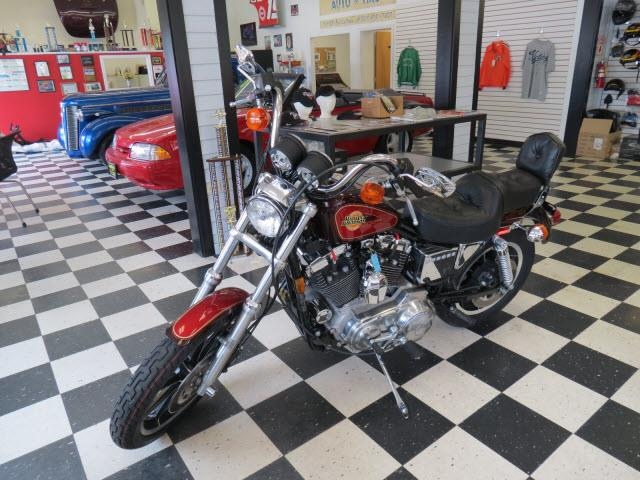 1992 Harley-Davidson Sportster for sale at SHAKER VALLEY AUTO SALES in Enfield NH