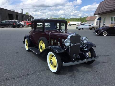 1932 Chevrolet 5 WINDOW for sale at SHAKER VALLEY AUTO SALES in Enfield NH