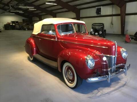 1940 Ford Deluxe for sale at SHAKER VALLEY AUTO SALES - Classic Cars in Enfield NH