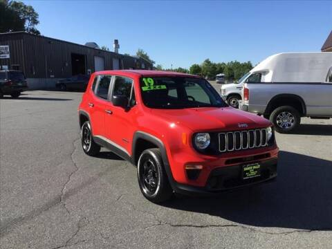 2019 Jeep Renegade for sale at SHAKER VALLEY AUTO SALES in Enfield NH
