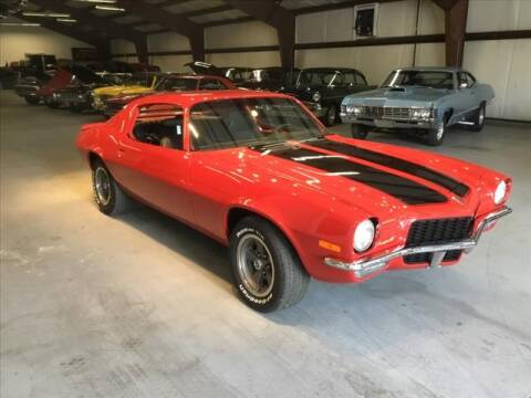 1970 Chevrolet Camaro for sale at SHAKER VALLEY AUTO SALES - Classic Cars in Enfield NH