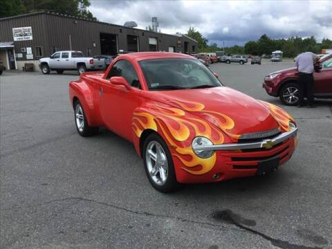 2004 Chevrolet SSR for sale at SHAKER VALLEY AUTO SALES in Enfield NH