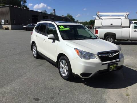 2014 Subaru Forester for sale at SHAKER VALLEY AUTO SALES in Enfield NH