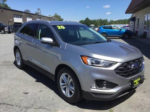 2020 Ford Edge for sale at SHAKER VALLEY AUTO SALES in Enfield NH