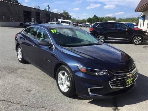 2017 Chevrolet Malibu for sale at SHAKER VALLEY AUTO SALES in Enfield NH