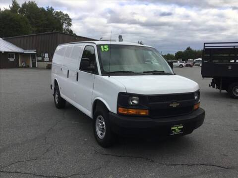 2015 Chevrolet Express Cargo for sale at SHAKER VALLEY AUTO SALES in Enfield NH