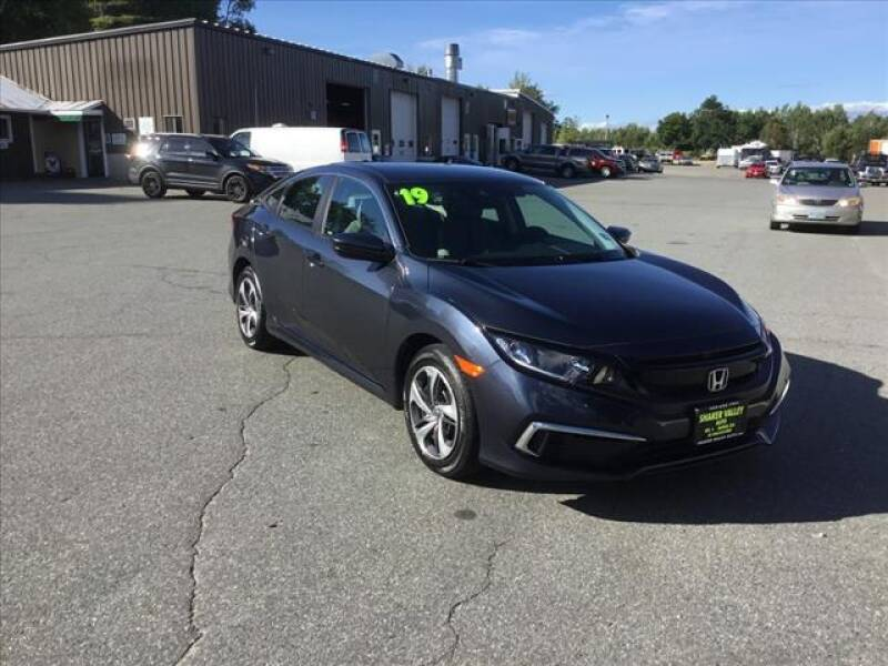 2019 Honda Civic for sale at SHAKER VALLEY AUTO SALES in Enfield NH