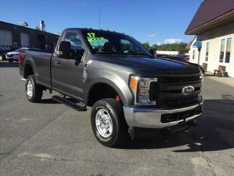 2017 Ford F-250 Super Duty for sale at SHAKER VALLEY AUTO SALES in Enfield NH