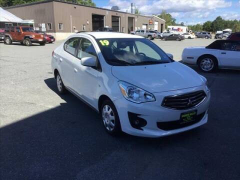 2019 Mitsubishi Mirage G4 for sale at SHAKER VALLEY AUTO SALES in Enfield NH