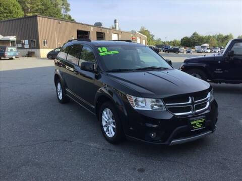 2014 Dodge Journey for sale at SHAKER VALLEY AUTO SALES in Enfield NH
