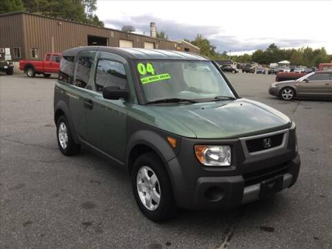 2004 Honda Element for sale at SHAKER VALLEY AUTO SALES in Enfield NH