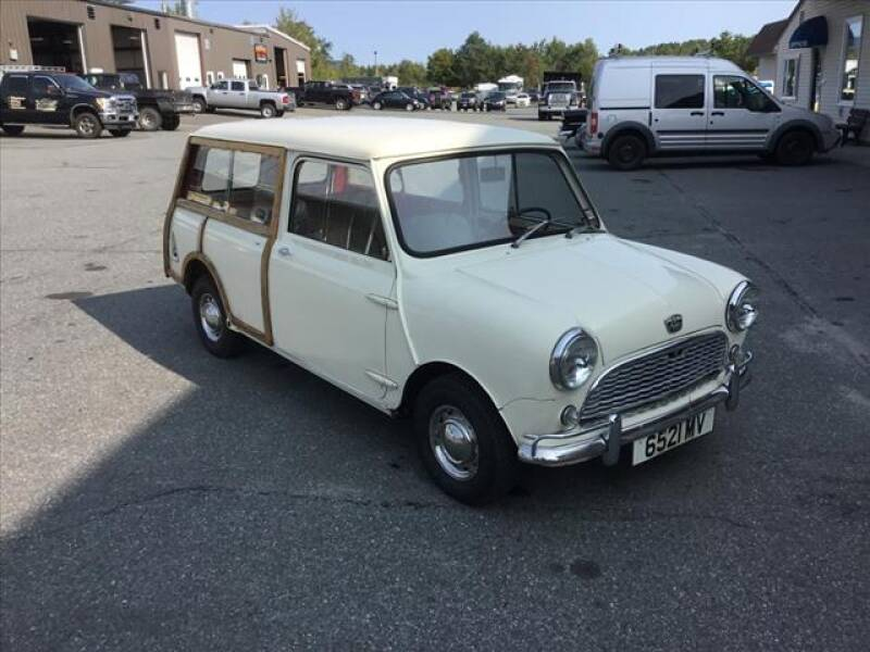1962 MINI AUSTIN for sale at SHAKER VALLEY AUTO SALES in Enfield NH