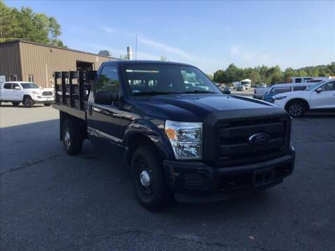 2012 Ford F-250 Super Duty for sale at SHAKER VALLEY AUTO SALES in Enfield NH