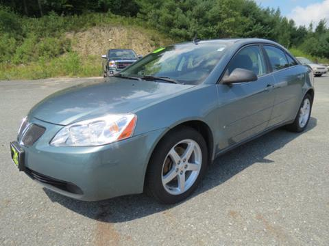 2009 Pontiac G6 for sale in Enfield, NH