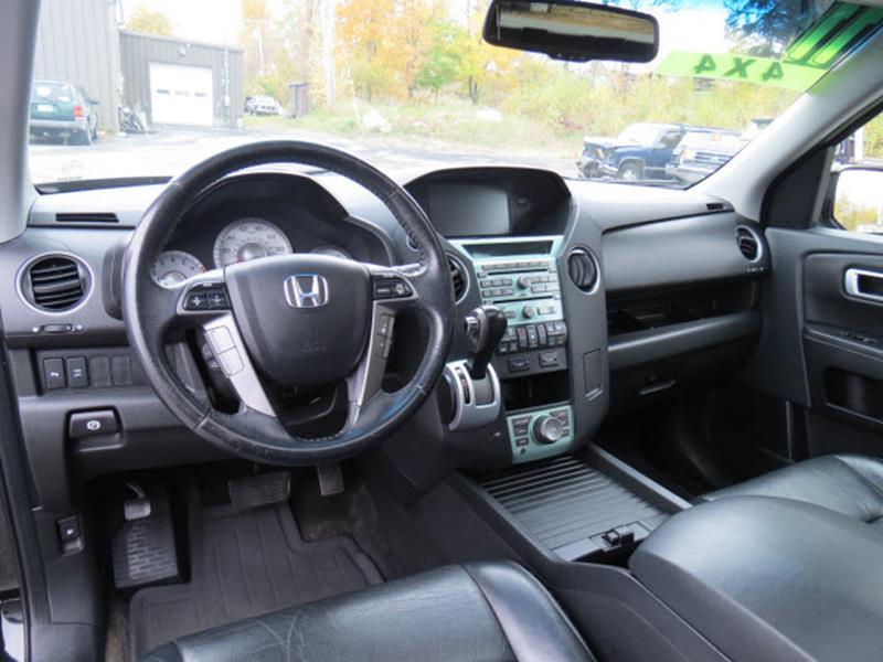 2011 Honda Pilot 4x4 Touring 4dr SUV - Enfield NH