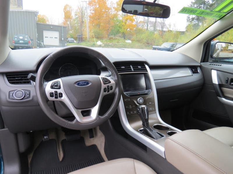 2011 Ford Edge AWD SEL 4dr SUV - Enfield NH