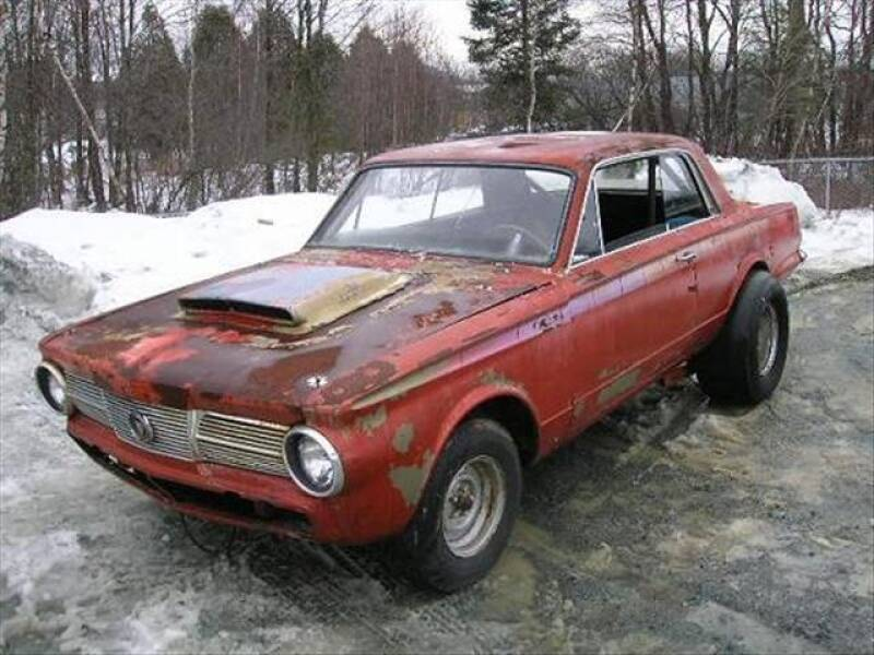 1964 Plymouth Valiant for sale at SHAKER VALLEY AUTO SALES - Classic Cars in Enfield NH