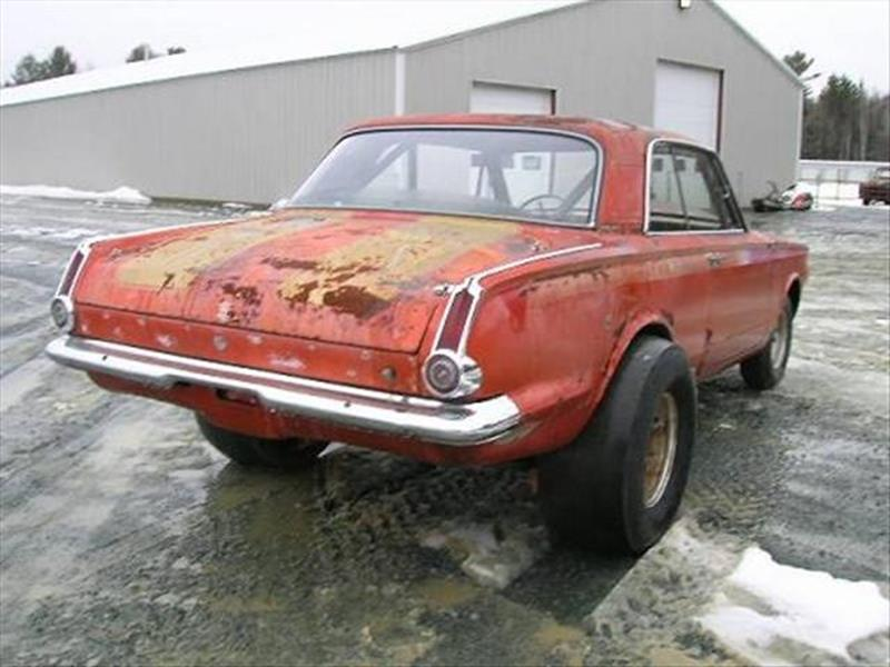 1964 Plymouth Valiant  - Enfield NH