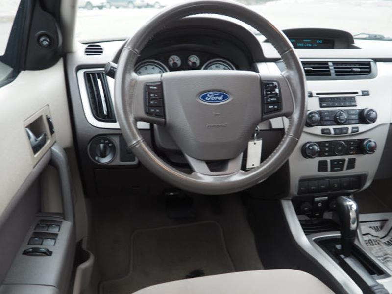 2008 Ford Focus SE 4dr Sedan - Enfield NH
