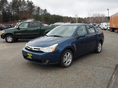 2008 Ford Focus for sale in Enfield, NH