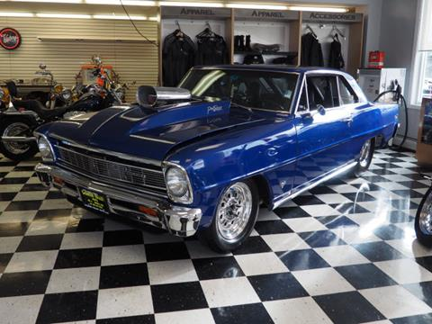 1966 Chevrolet Nova for sale in Enfield, NH