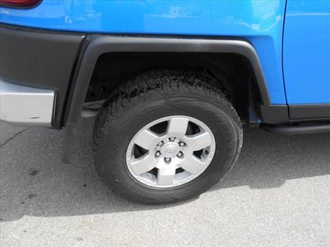 2007 Toyota FJ Cruiser for sale in Enfield, NH