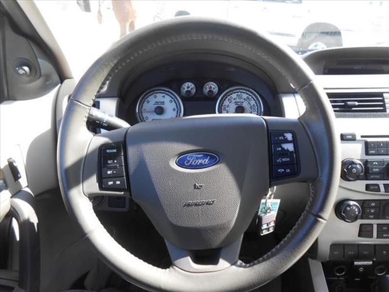 2011 Ford Focus SEL 4dr Sedan - Enfield NH