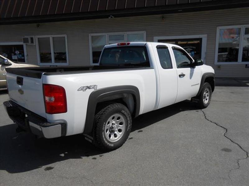 2008 Chevrolet Silverado 1500 Work Truck - Enfield NH