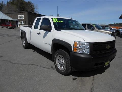 2008 Chevrolet Silverado 1500 for sale in Enfield, NH