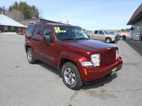 2008 Jeep Liberty for sale in Enfield, NH
