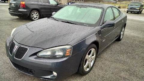 2008 Pontiac Grand Prix for sale at JEFF LEE AUTOMOTIVE in Glasgow KY