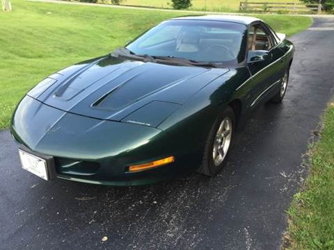 1993 Pontiac Firebird for sale at JEFF LEE AUTOMOTIVE in Glasgow KY