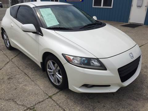 2011 Honda CR-Z for sale at JEFF LEE AUTOMOTIVE in Glasgow KY