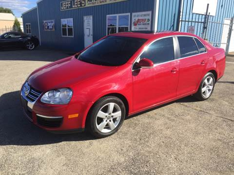 2009 Volkswagen Jetta for sale at JEFF LEE AUTOMOTIVE in Glasgow KY