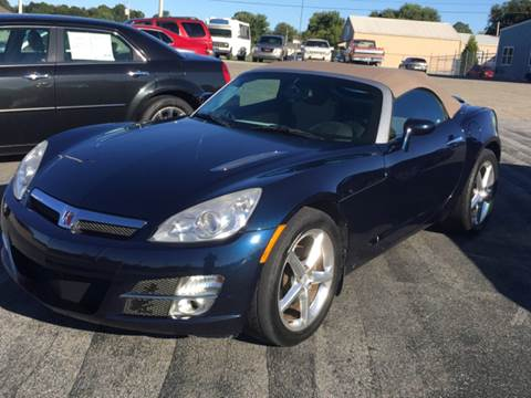 2007 Saturn SKY for sale at JEFF LEE AUTOMOTIVE in Glasgow KY