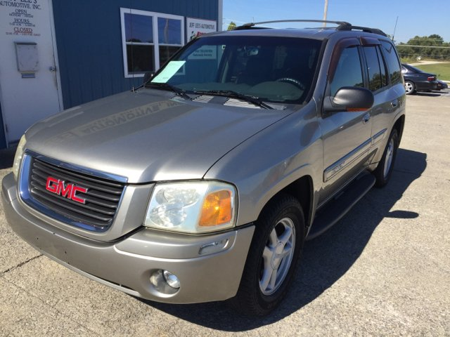 2003 GMC Envoy for sale at JEFF LEE AUTOMOTIVE in Glasgow KY