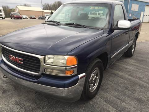 2000 GMC Sierra 1500 for sale at JEFF LEE AUTOMOTIVE in Glasgow KY