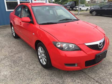 2008 Mazda MAZDA3 for sale at JEFF LEE AUTOMOTIVE in Glasgow KY