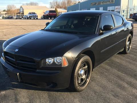 2010 Dodge Charger for sale at JEFF LEE AUTOMOTIVE in Glasgow KY