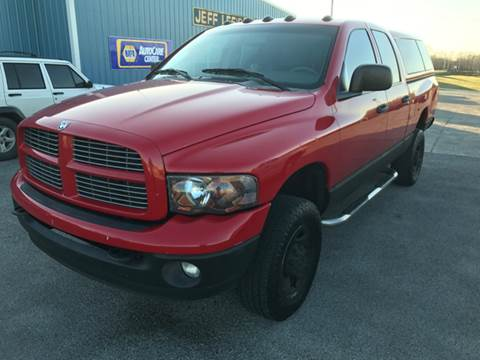2003 Dodge Ram Pickup 3500 for sale at JEFF LEE AUTOMOTIVE in Glasgow KY
