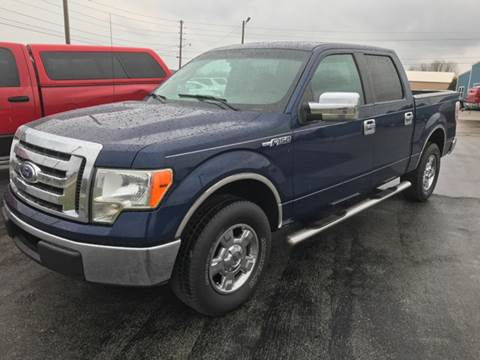2010 Ford F-150 for sale at JEFF LEE AUTOMOTIVE in Glasgow KY