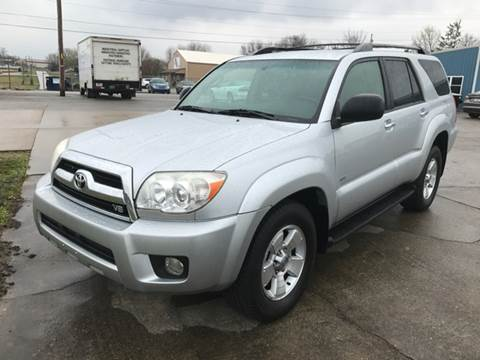 2006 Toyota 4Runner for sale at JEFF LEE AUTOMOTIVE in Glasgow KY