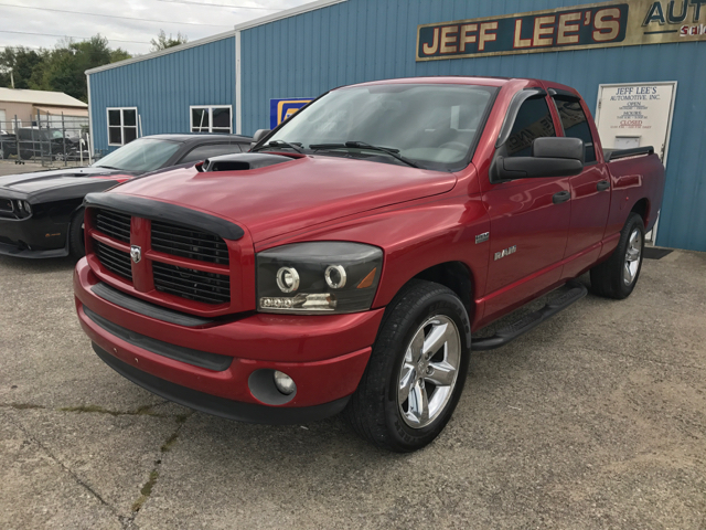 2008 Dodge Ram Pickup 1500 for sale at JEFF LEE AUTOMOTIVE in Glasgow KY