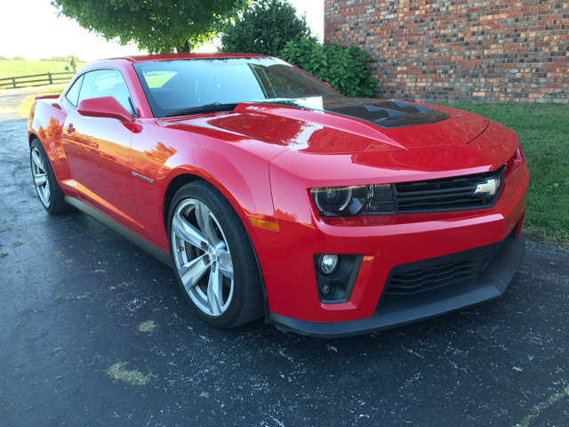 2013 Chevrolet Camaro for sale at JEFF LEE AUTOMOTIVE in Glasgow KY