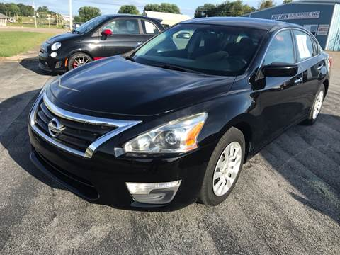 2013 Nissan Altima for sale in Glasgow, KY