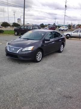2014 Nissan Sentra for sale in Fayetteville, NC