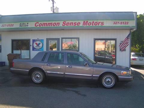 1995 Lincoln Town Car for sale in Spokane, WA